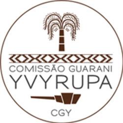 Square logo comissao yvyrupa