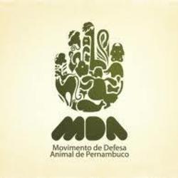 Square logo mda